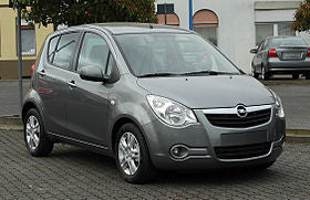 2011 Opel Agila Service Repair Manual