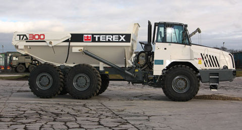 2011 TEREX TA300 Dump Truck Workshop Service Repair Manual
