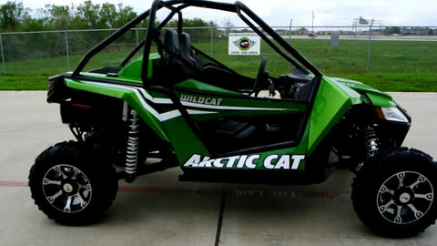 2012 Arctic Cat Wildcat Service Repair Manual Download