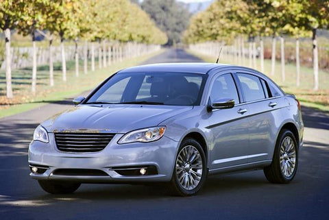 2012 Chrysler 200 Service Repair Manual