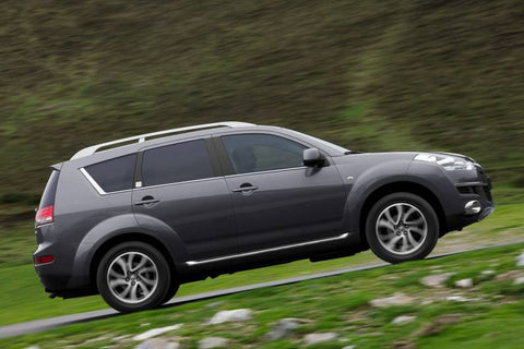 2012 Citroen C-Crosser Workshop service Repair Manual