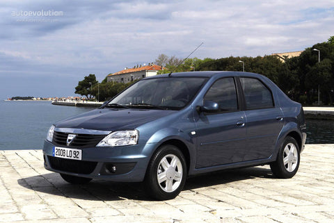 2012 Dacia Logan Workshop Service Repair Manual