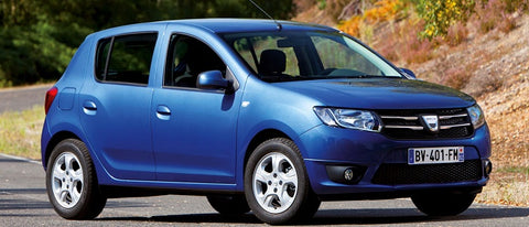 2012 Dacia Sandero Service Repair Manual