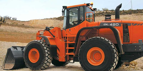 2012 Doosan DL420A Wheel Loader Workshop Service Repair Manual