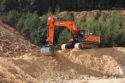 2012 Doosan DX420LC-3 Crawled Excavator Workshop Service Repair Manual