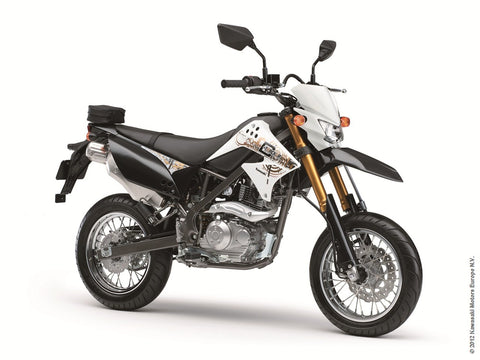 2012 Kawasaki D-TRACKER X Service Repair Manual Download