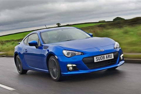 2012 Subaru BRZ Workshop Service Repair Manual Download
