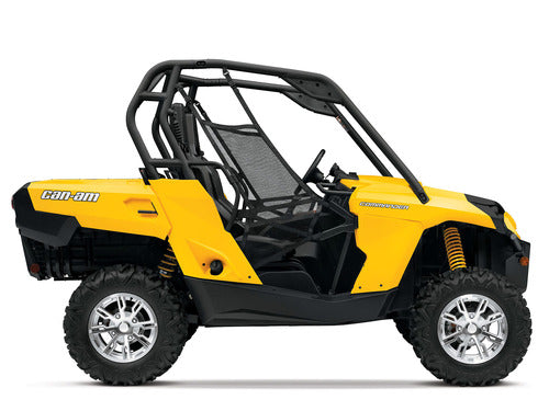 2013 CAN-AM COMMANDER 800R MODEL 6DDC ATV Service Repair Manual