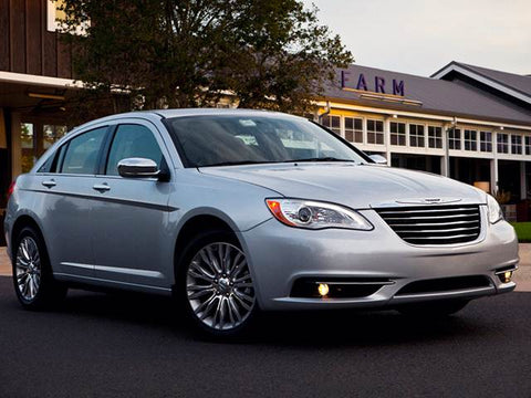 2013 Chrysler 200 Service Repair Manual