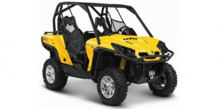 2014 CAN-AM COMMANDER 1000 ATV Service Repair Manual