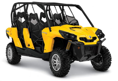 2014 CAN-AM MAVERICK MAX 1000R STD ATV Service Repair Manual