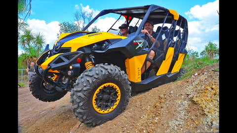 2014 CAN-AM MAVERICK MAX 1000R X RS DPS ATV Service Repair Manual