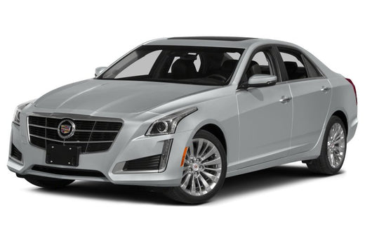 2014 Cadillac CTS Complete Workshop Service Repair Manual