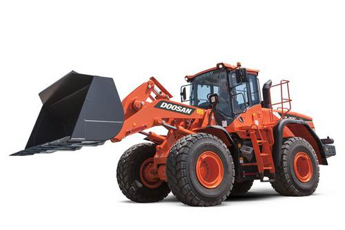 2014 Doosan DL300-5, DL350-5 Wheel Loader Workshop Service Repair Manual