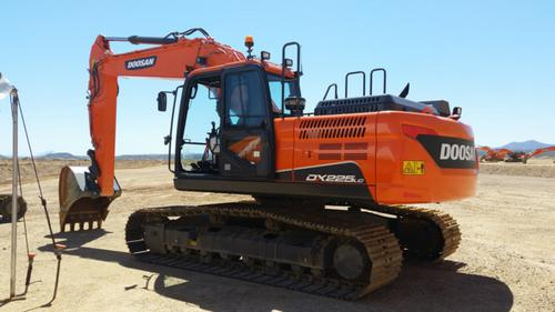 2014 Doosan DX225LC-5 Crawled Excavator Workshop Service Repair Manual