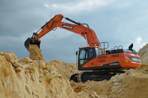 2014 Doosan DX300LC-5 Crawled Excavator Workshop Service Repair Manual