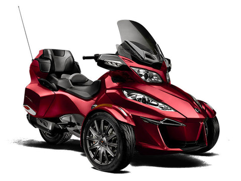 2015-2016 Can-Am Spyder RT RTS Motorcycle Service Repair Manual