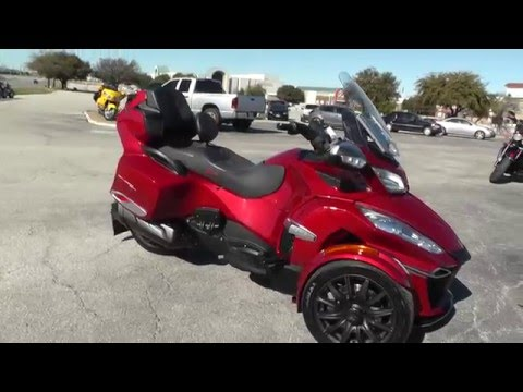 2015 Can-Am Spyder RT RTS Motorcycle Service Repair Manual