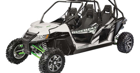 2016 Arctic Cat Wildcat 4/4X UTV Service Repair Manual Download