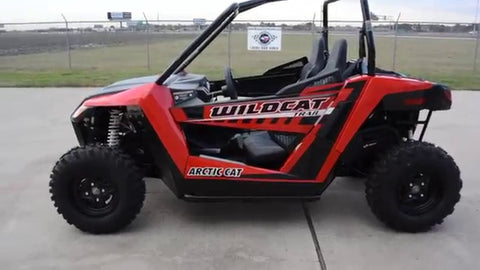 2016 Arctic Cat Wildcat Trail UTV Service Repair Manual Download