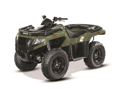 2017 Arctic Cat ALTERRA 400 ATV Service Repair Manual Download