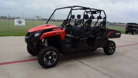 2017 Arctic Cat HDX CREW UTV Service Repair Manual Download