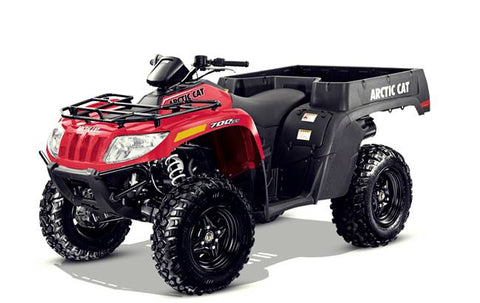 2017 Arctic Cat Wildcat 500 700 TBX Mud Pro 1000 XT ATV Service Repair Manual Download