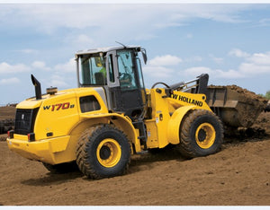New Holland W170TC Wheel Loader Service Repair Manual