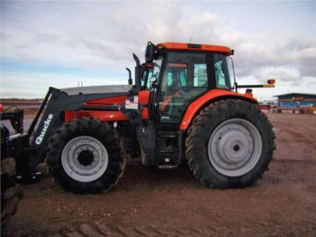 AGCO RT100, RT120, RT135, RT150 PowerMaxx CVT Tractor Workshop Service Repair Manual Download