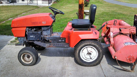 Ariens 931 Series GT Hydrostatic Garden Tractor for 17 14 attachments Workshop Service Repair Manual