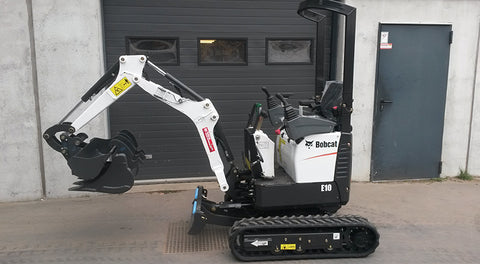 Download BOBCAT E10 COMPACT EXCAVATOR (SPARE) PARTS CATALOG MANUAL A33P11001 & ABOVE