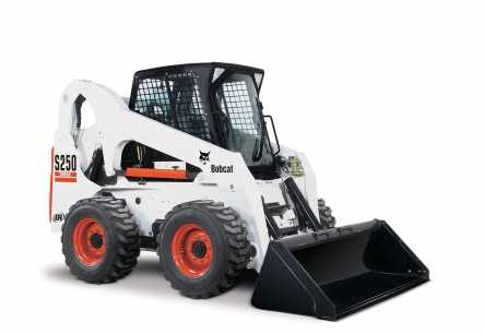 Download BOBCAT S250 SKID STEER LOADER EDITION 2011 SERVICE REPAIR MANUAL SN A5GR20001 & ABOVE