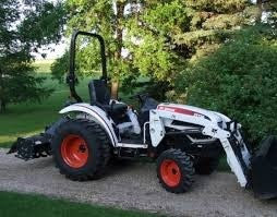 Bobcat CT225 CT230 Compact Tractor Service Repair Manual