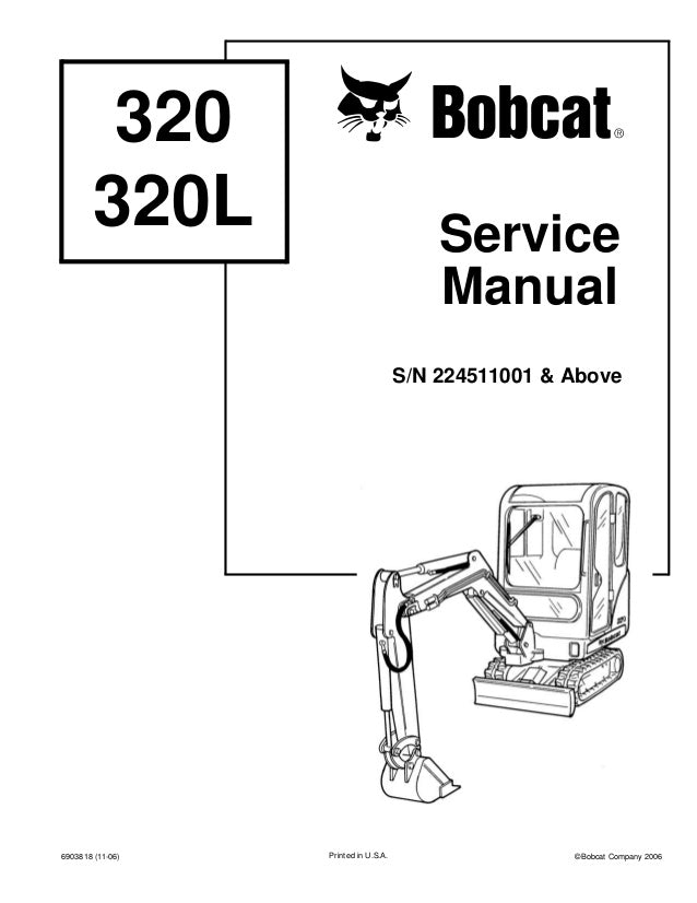 click on the image to download Bobcat 320 ,320L Hydraulic