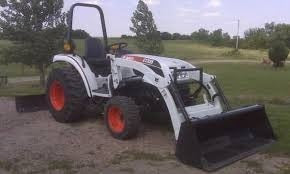 Bobcat CT335 Compact Tractor Service Repair Manual