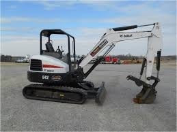 Bobcat E42 Compact Excavator Service Repair Manual