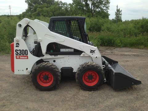Bobcat S300 Skid Steer Loader Parts Manual