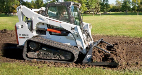 Bobcat T770 Compact Track Loader Operation and Maintenance Manual SN. A3P811001 & Above