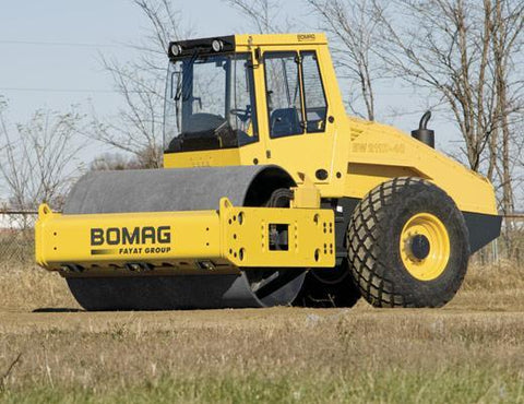 Download Bomag BW 211 D-40 Single Drum Wheel Drive Vibratory Roller Spare Parts Catalog Manual