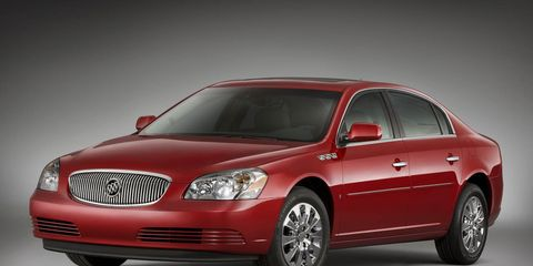 Buick Lucerne 2008 Owners Manual