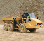 CATERPILLAR 725 ARTICULATED TRUCK OPERATION AND MAINTENANCE MANUAL