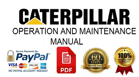 DOWNLOAD CATERPILLAR 303 MINI HYD EXCAVATOR OPERATION AND MAINTENANCE MANUAL DMA