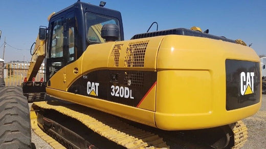 CATERPILLAR 320D PARTS MANUAL FAL
