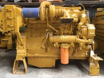 CATERPILLAR 3406C INDUSTRIAL ENGINE OPERATION AND MAINTENANCE MANUAL