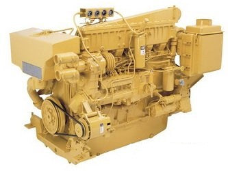 CATERPILLAR 3406 GEN SET ENGINE OPERATION AND MAINTENANCE MANUAL