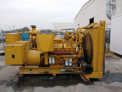 DOWNLOAD CATERPILLAR 3412 GENERATOR SET OPERATION AND MAINTENANCE MANUAL DK6