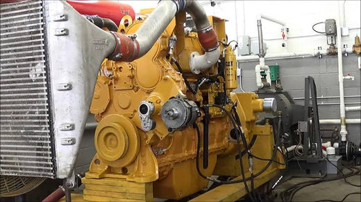 CATERPILLAR 3456 INDUSTRIAL ENGINE OPERATION AND MAINTENANCE MANUAL