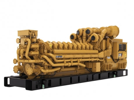 CATERPILLAR 3606 GENERATOR SET OPERATION AND MAINTENANCE MANUAL