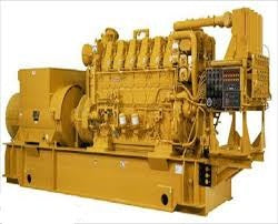 CATERPILLAR 3616 GENERATOR SET OPERATION AND MAINTENANCE MANUAL