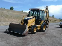 CATERPILLAR 430D BACKHOE LOADER OPERATION AND MAINTENANCE MANUAL